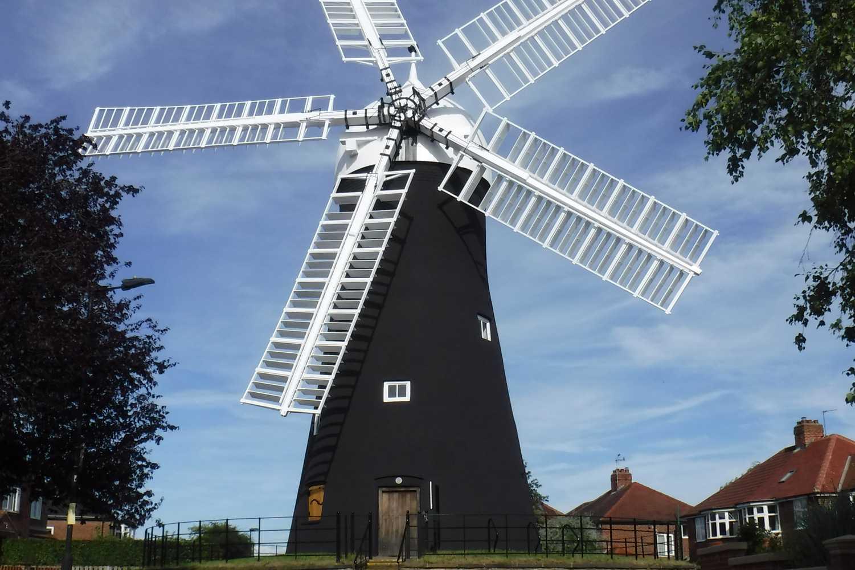 Holgate windmill near Acomb in York city