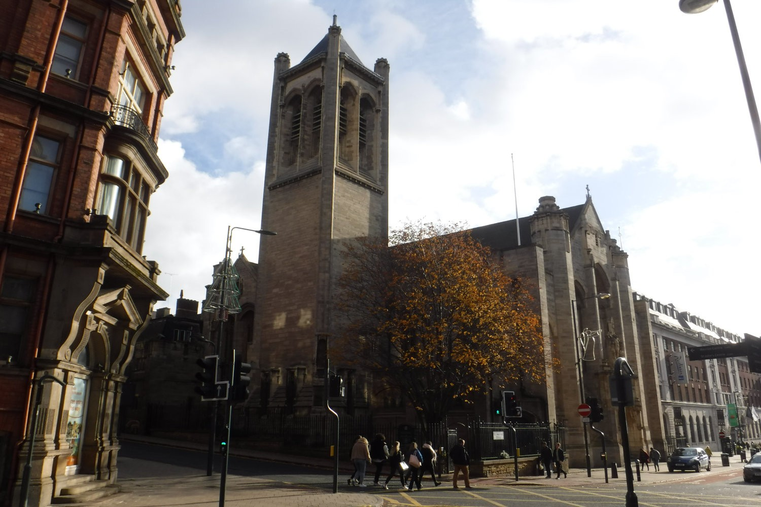 St Anne's Leeds Cathedral