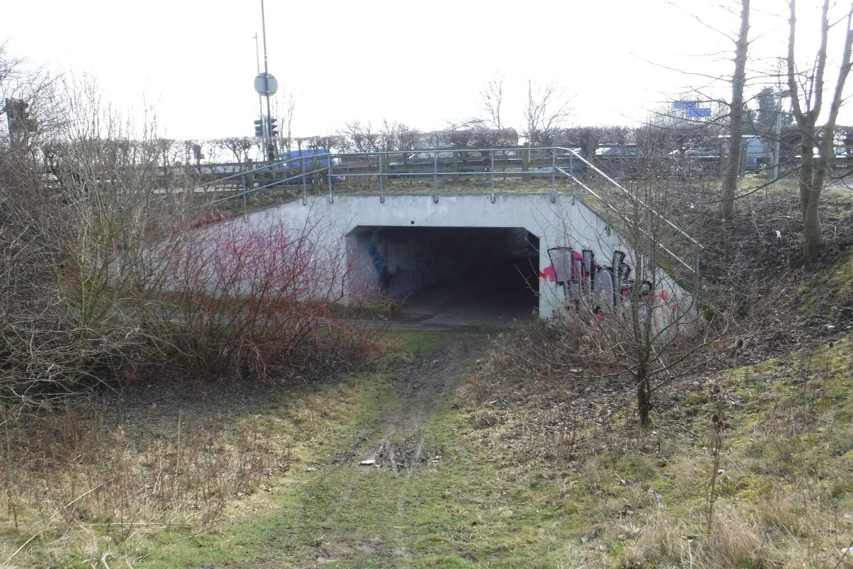 A9_Pedestrain Underpass
