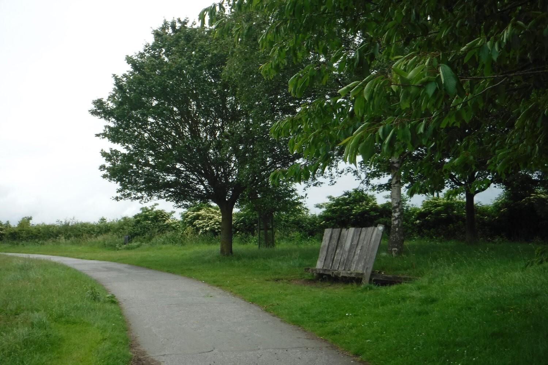 B8_Railway Sleeper Bench