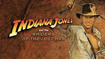 Indiana Jones film advert